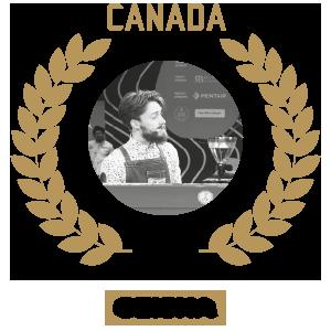 National Barista Championship Cole Torode
