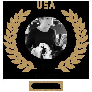 National Barista Championship Samantha Spillman