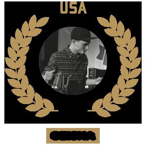 National Barista Championship Dylan Siemens