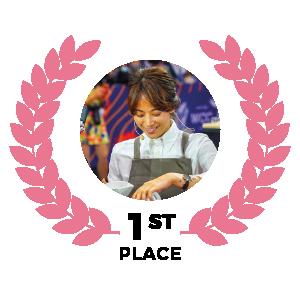 World Barista Championship Jooyeon Jeon